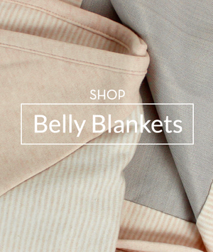 Anti-radiation Belly Blankets