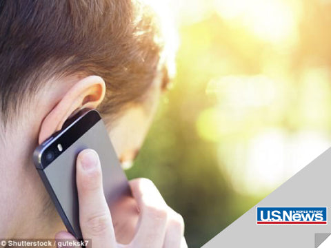 US News Article on Cell Phones and Radiation