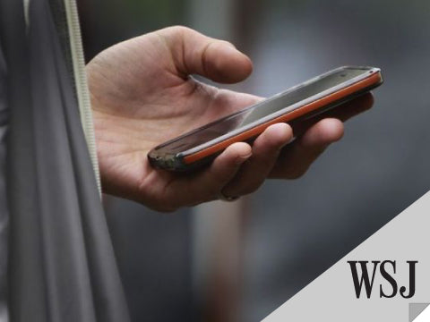 Wall Street Journal Article on Cellphone-Cancer Link Found in Government Study