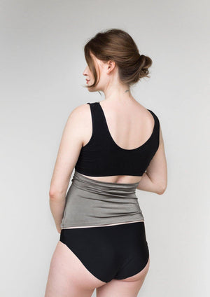 Embrace Belly Band 2.0 Maternity Supportive Band in Grey