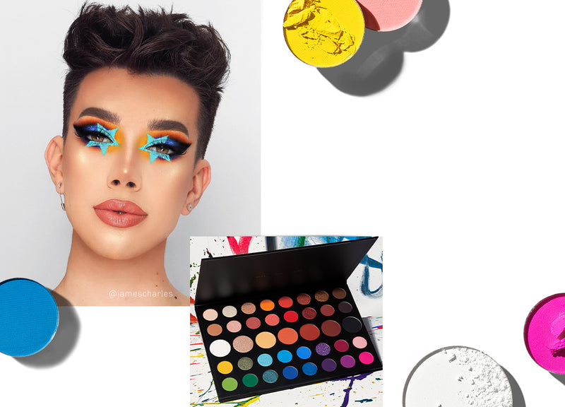 James Charles x Morphe Sister Collection