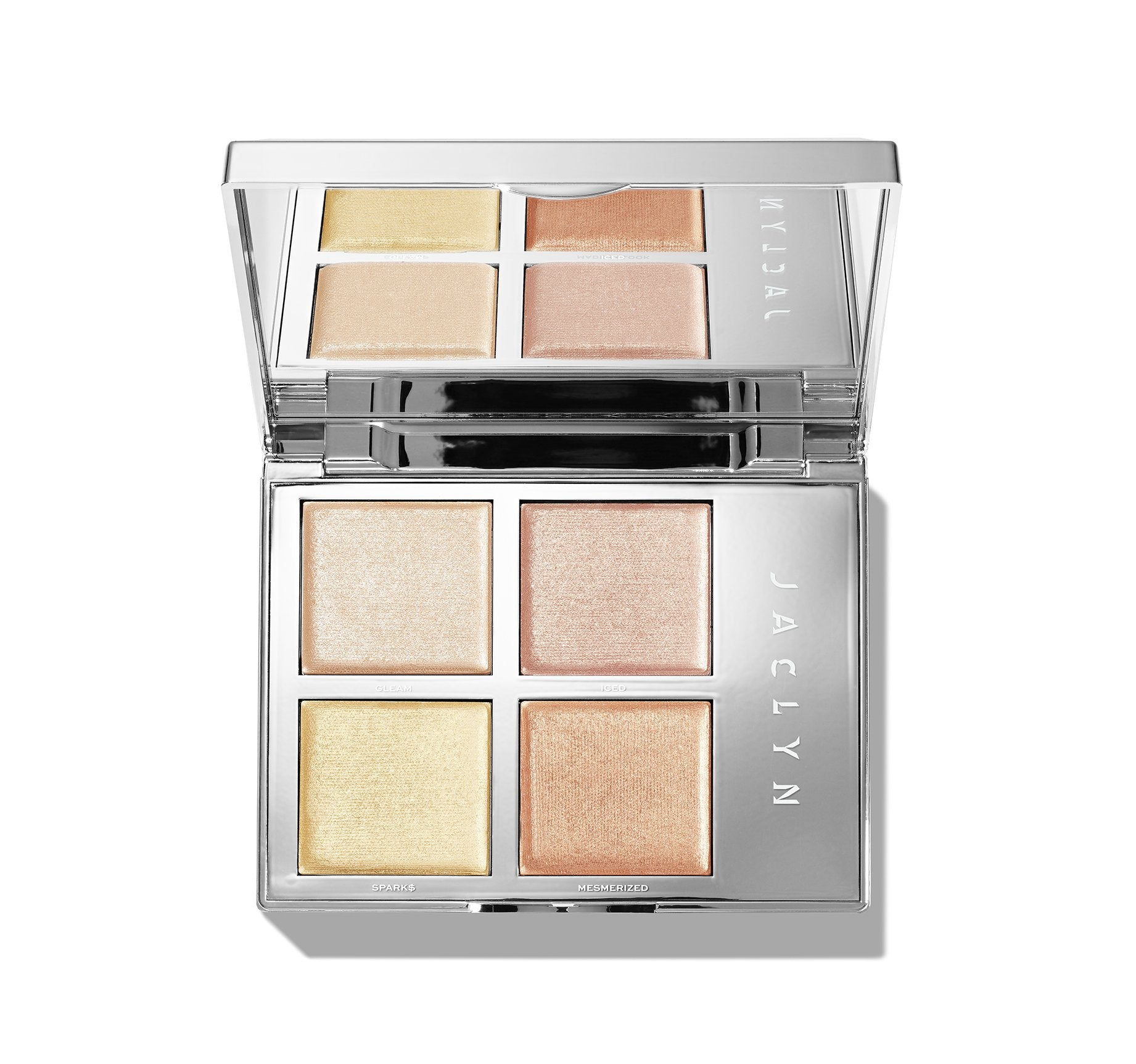 PALETTE D'HIGHLIGHTERS ACCENT LIGHT - THE FLASH, agrandir l'image