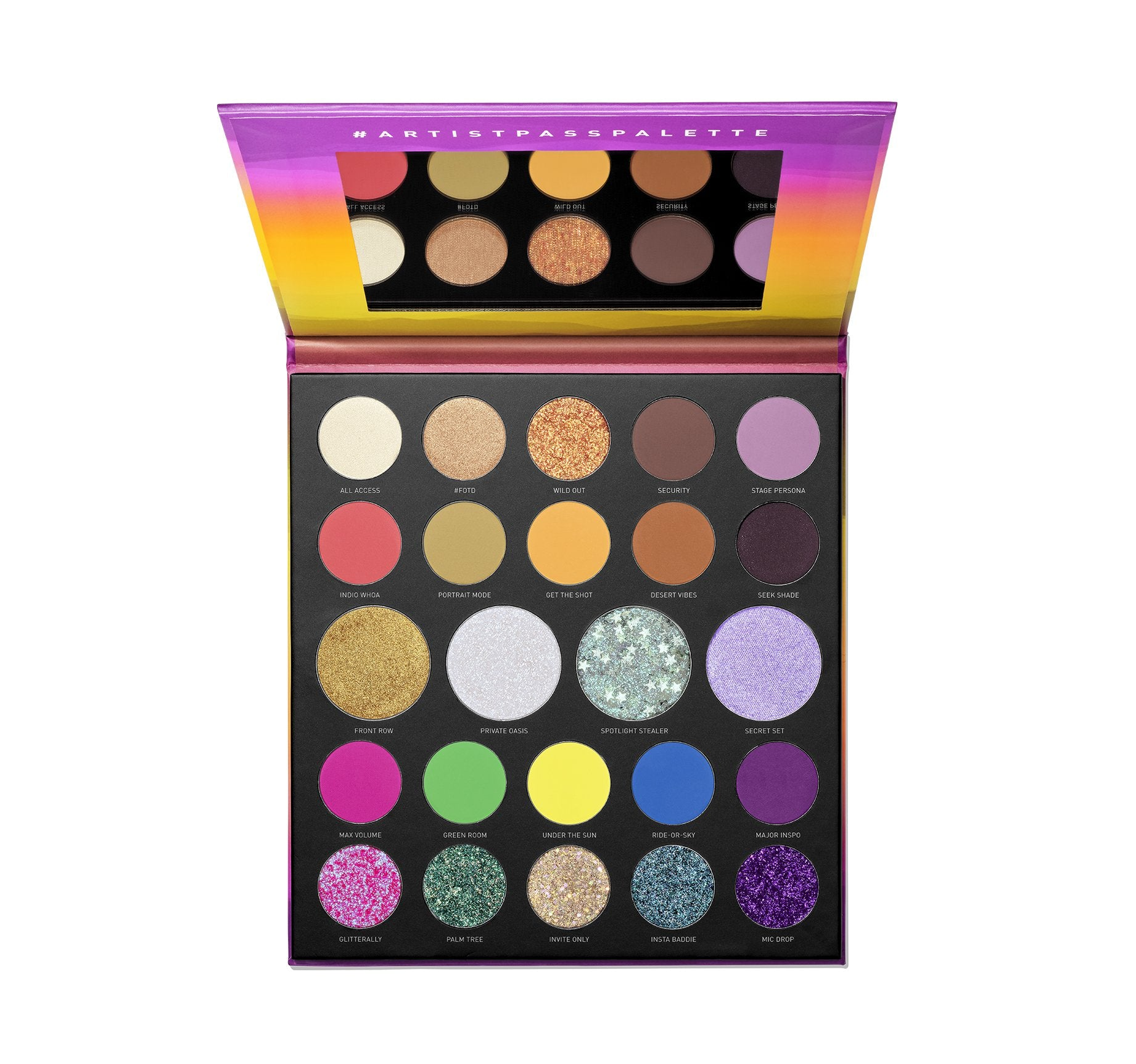 24A ARTIST PASS ARTISTRY PALETTE, view larger image