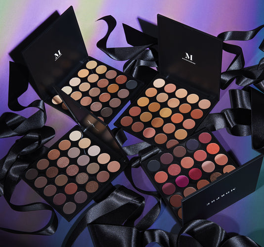 ALL FOUR YOU ARTISTRY PALETTES