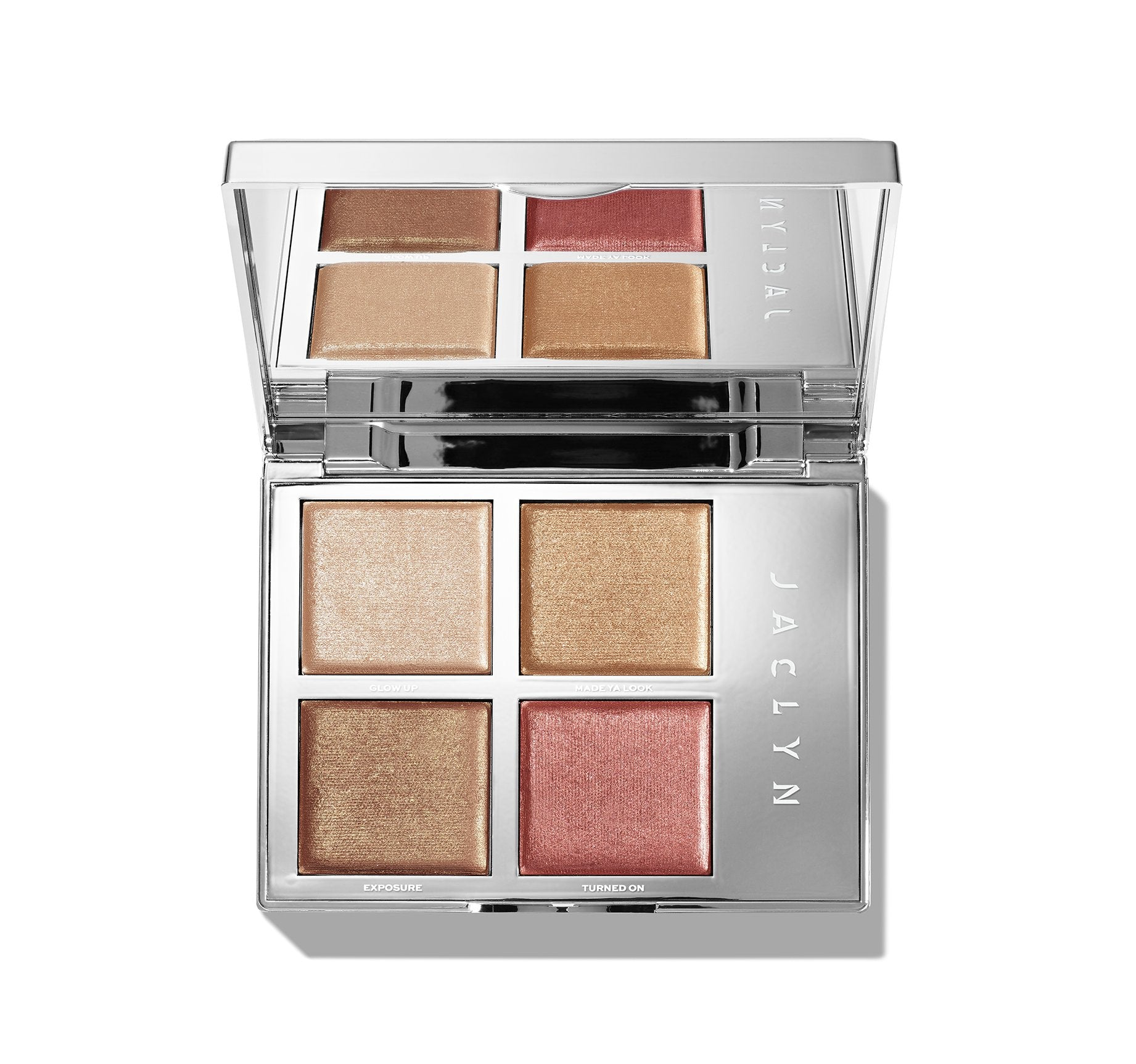 ACCENT LIGHT HIGHLIGHTER PALETTE - THE FLARE, view larger image