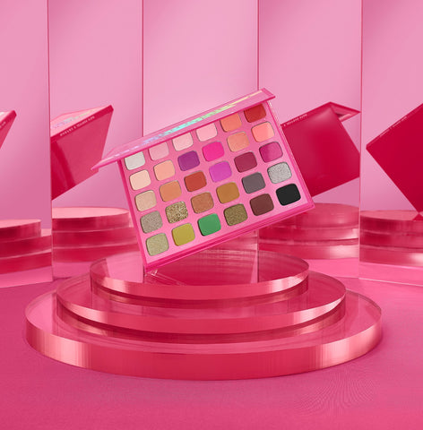 LA PALETTE DE FARDS À PAUPIÈRES JEFFREE STAR