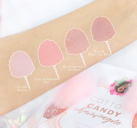 COTTON CANDY CHAMPAGNE ROUGEPALETTE ARMPROBEN