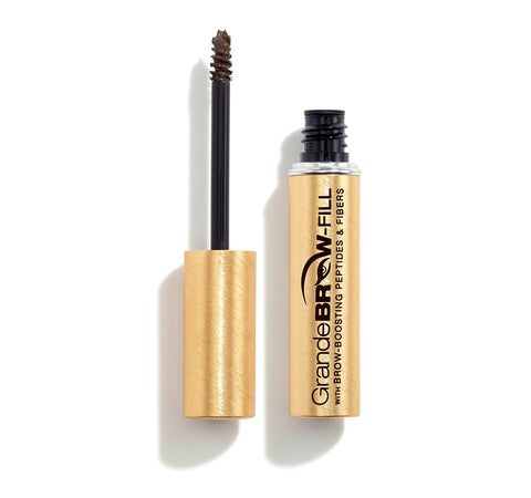 GRANDE BROW-FILL VOLUMIZING BROW GEL - DARK