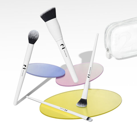 THE SWEEP LIFE BRUSH COLLECTION