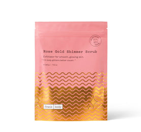 ROSE GOLD SHIMMER SCRUB