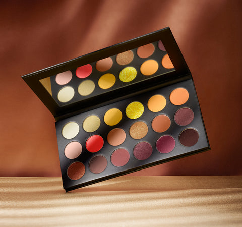 18S SUNSET BEATS ARTISTRY PALETTE