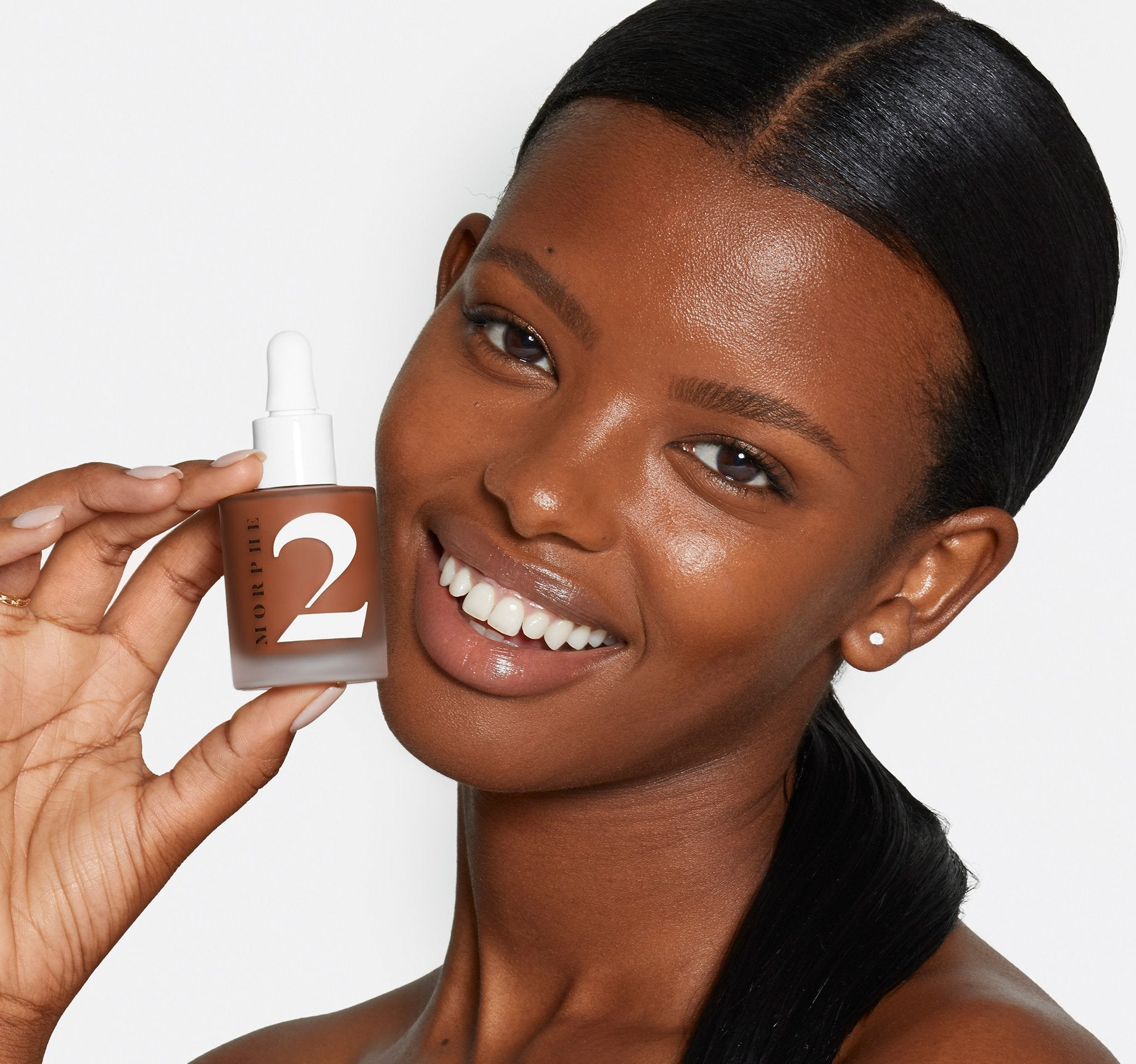 Hint Hint Skin Tint Hint Of Truffle The naturally radiant finish lets your skin shine through while also smoothing and blurring imperfections. hint hint skin tint hint of truffle