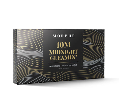 10M MIDNIGHT GLEAMIN' ARTISTRY PALETTE PACKAGING