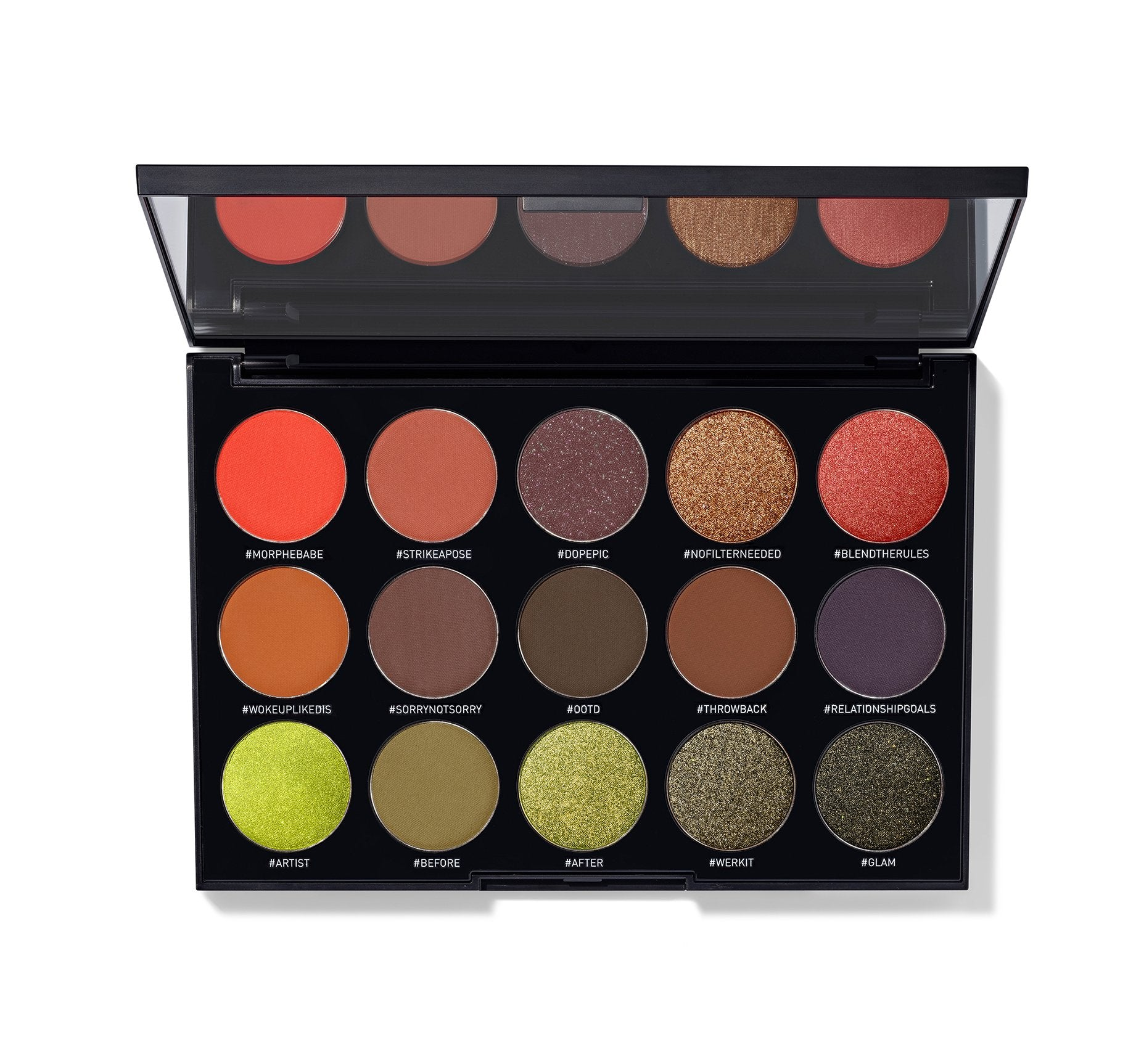 15T YOUR TRUE SELFIE ARTISTRY PALETTE, view larger image
