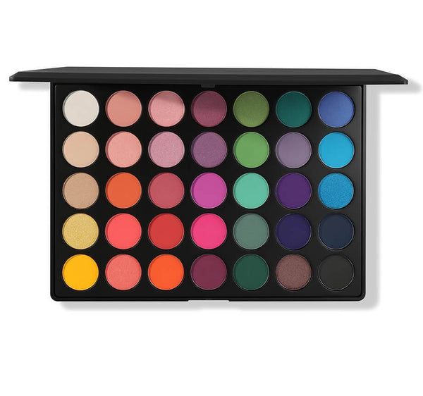 35b Color Burst Artistry Palette Morphe Eu 32 of lisa frank's colorful characters, ranked by awesomeness. morphe