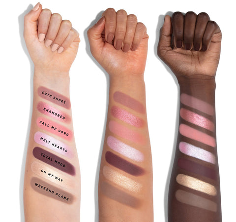 SWATCH BRACCIO PALETTE ARTISTRY 35C EVERYDAY CHIC