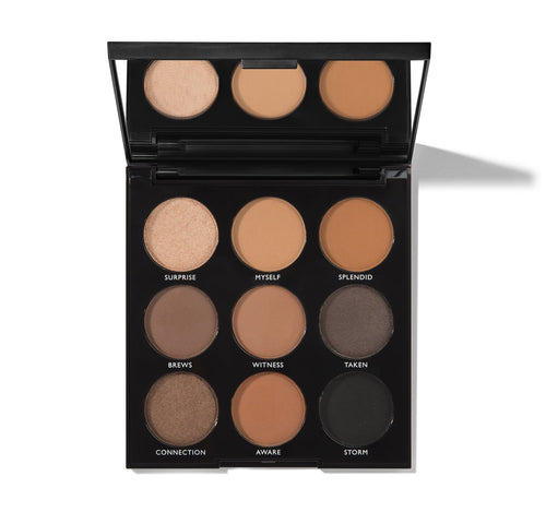 9A ALWAYS GOLDEN EYESHADOW PALETTE