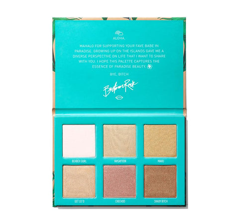 PALETTE D'HIGHLIGHTERS BRETMAN'S BABE IN PARADISE