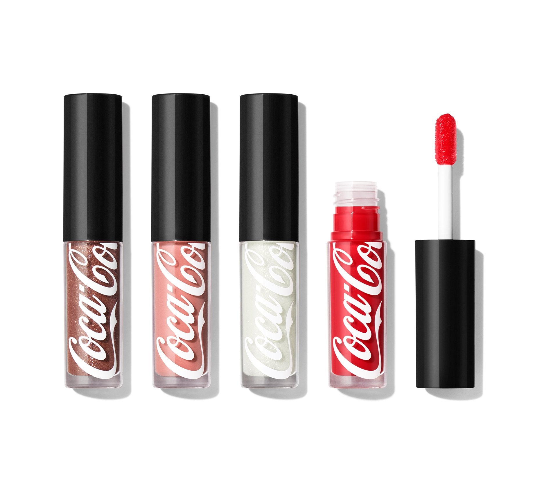 COCA-COLA X MORPHE LIP IN THE MOMENT LIPPENKOLLEKTION