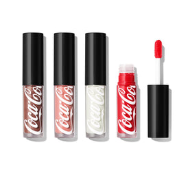 COCA--COLA X MORPHE LIP IN THE MOMENT LIPPENKOLLEKTION