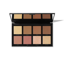 PALETTE VISO 8T TOTALLY TAN
