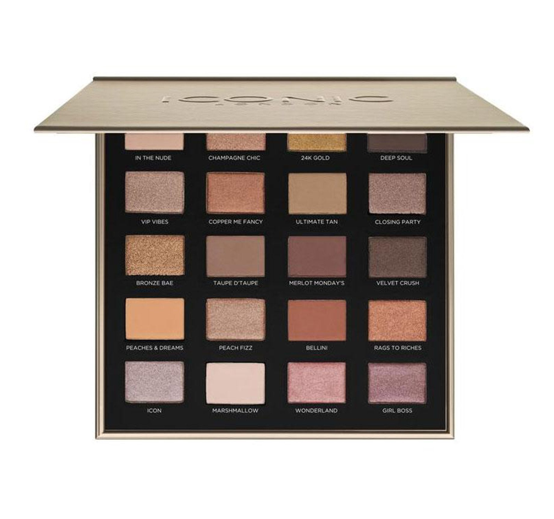 DAY TO SLAY EYESHADOW PALETTE, view larger image