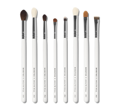 MORPHE X JACLYN HILL THE EYE MASTER COLLECTION BRUSHES