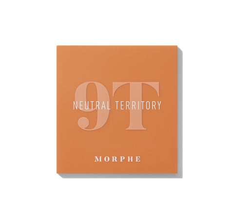 PALETTE ARTISTRY 9T NEUTRAL TERRITORY