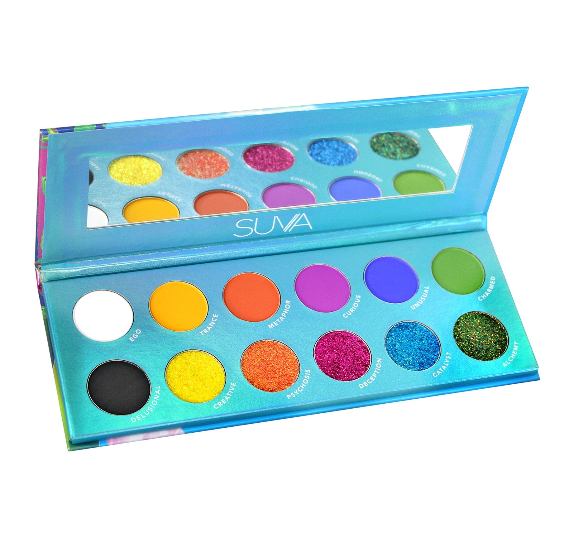 PALETTE MAGIC + ECSTASY PRESSED PIGMENT, visualizza immagine più grande