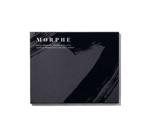 EMPTY MIRRORED MAGNETIC PALETTE MEDIUM