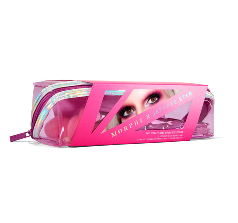 THE JEFFREE STAR BRUSH COLLECTION BAG