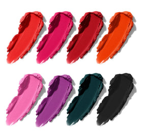THE BOLD 8 MEGA MATTE LIPPENSTIFT-KOLLEKTION
