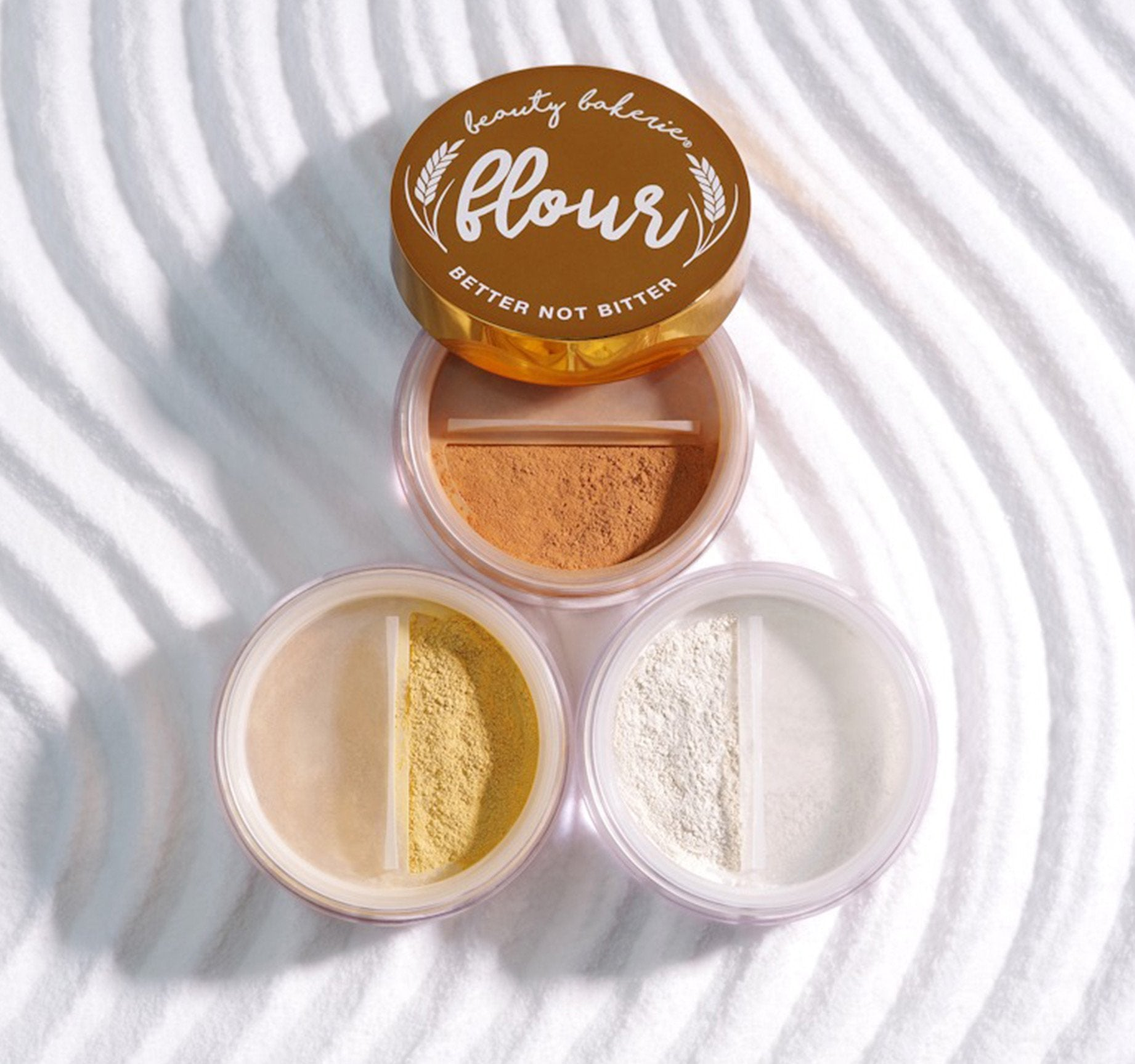 FLOUR SETTING POWDER - OAT, view larger image