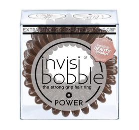INVISIBOBBLE® POWER – PRETZEL BROWN