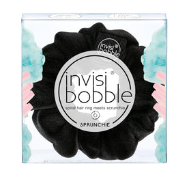 INVISIBOBBLE® SPRUNCHIE – TRUE BLACK