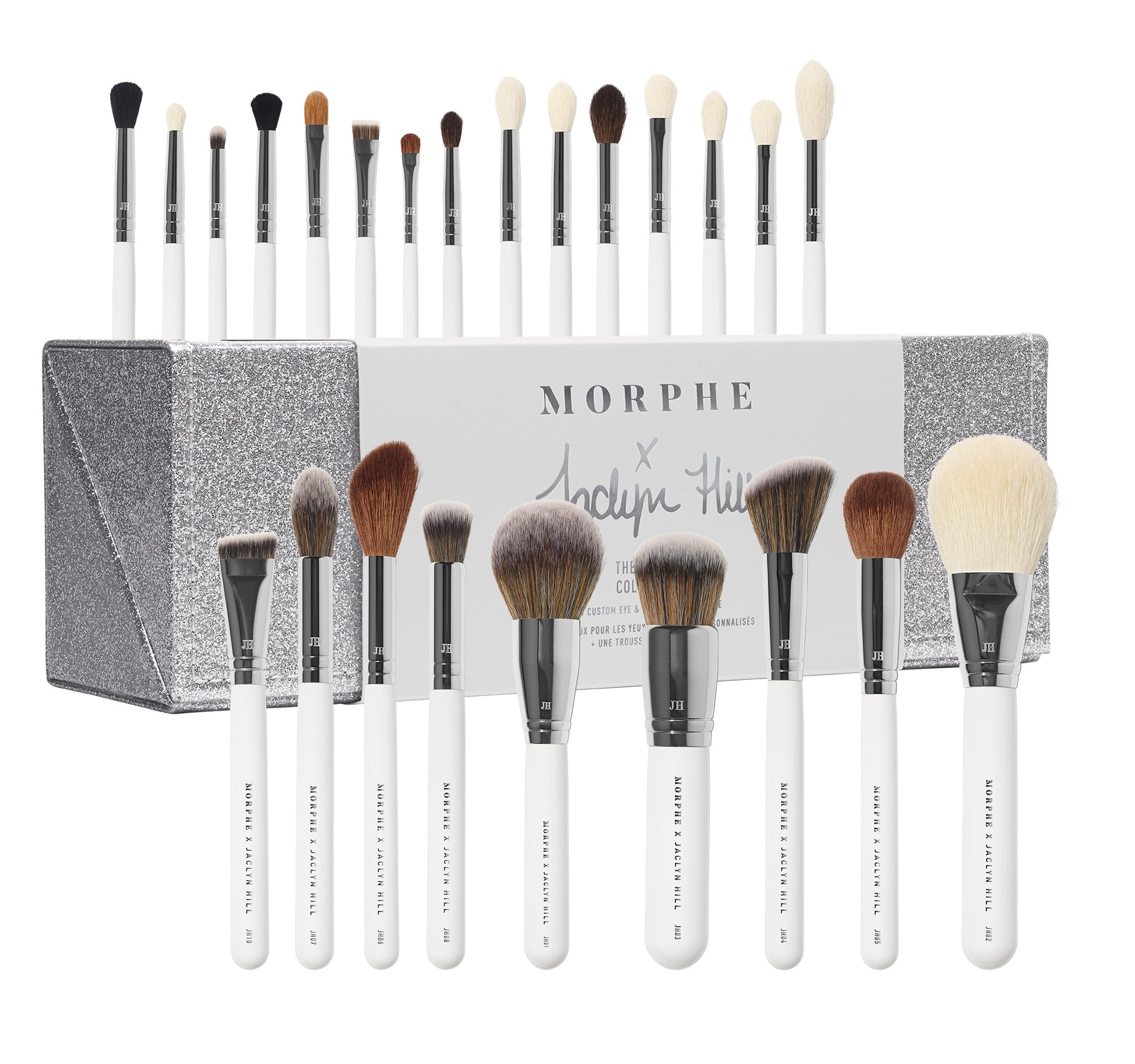 MORPHE X JACLYN HILL THE MASTER KOLLEKTION