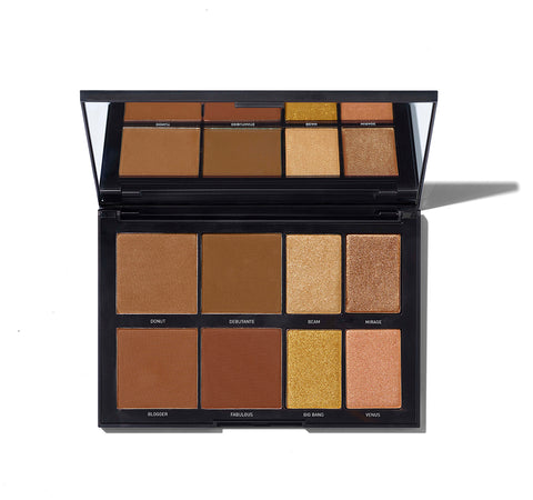 15B BRUNCH BABE EYESHADOW PALETTE