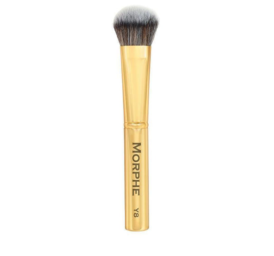 Y8 - MINI PINCEAU CONTOURING ET HIGHLIGHTER À BOUT FUSELÉ