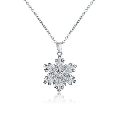 Snowflake Necklace- Flocke