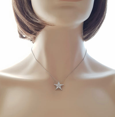Star Necklace- Stella