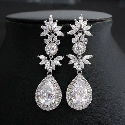 Drop Earrings for Bridal & Wedding Wear