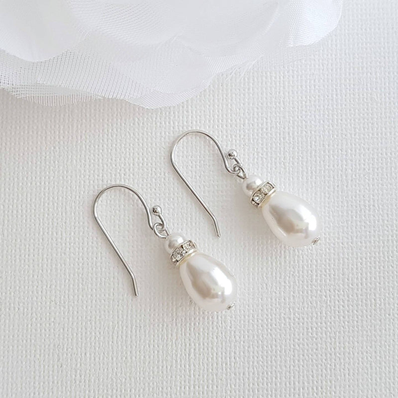 Simple Earrings-June