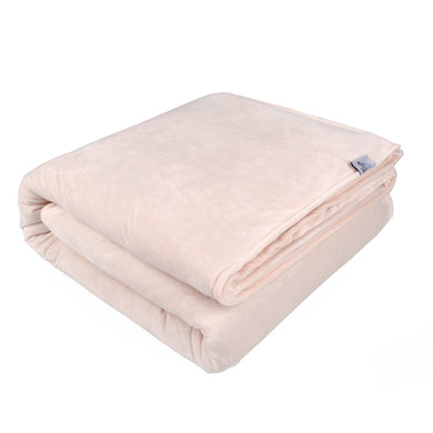 Weighted Blanket Cover, Ivory | Snuzi Life