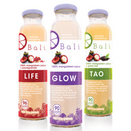 Bali 100% Pure Mangosteen Juice (Variety Pack)