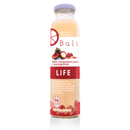 Bali LIFE 100% Pure Mangosteen Juice + Pomegranate (Multipack)