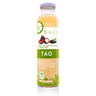 Bali TAO 100% Pure Mangosteen Juice + Green Tea (Multipack)