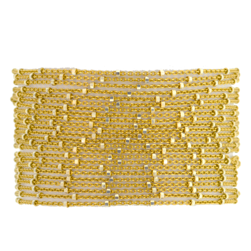 Gold Starry Nights Bracelet