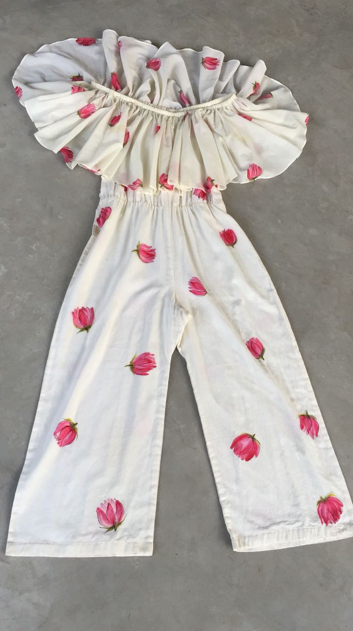 The Lotus Jumpsuit