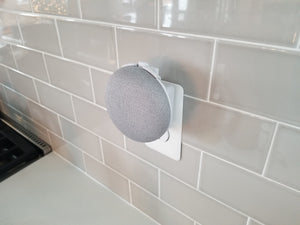 The Google Home Mini Backpack Outlet Mount