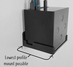 The Easy Hanging TV Wall Mount for Amazon Echo Fire TV Cube